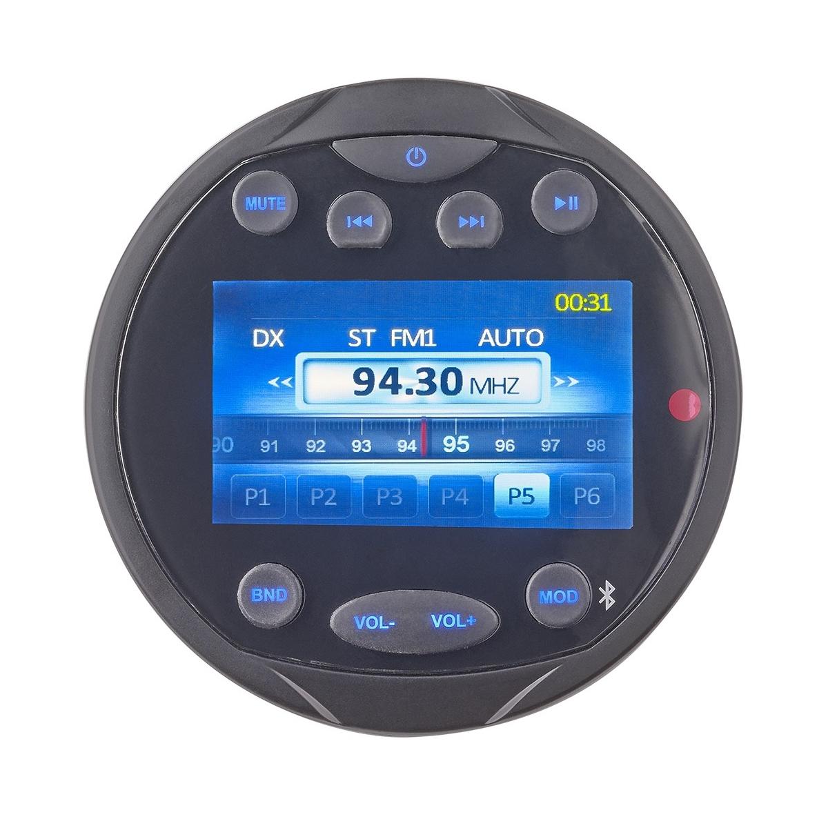 FM-USB BLUETOOTH RADIO