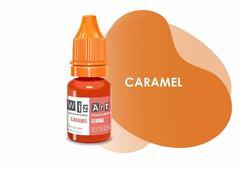 Сaramel (карамель) • Wizart Strong • пигмент для губ