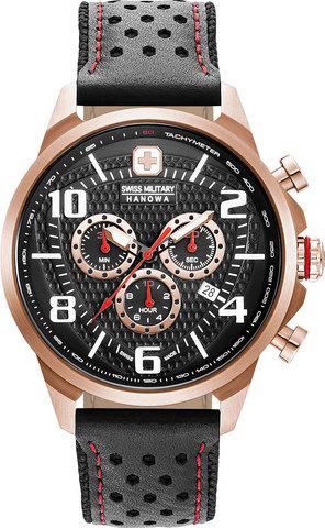 Часы мужские Swiss Military Hanowa 06-4328.09.007 Airman Chrono