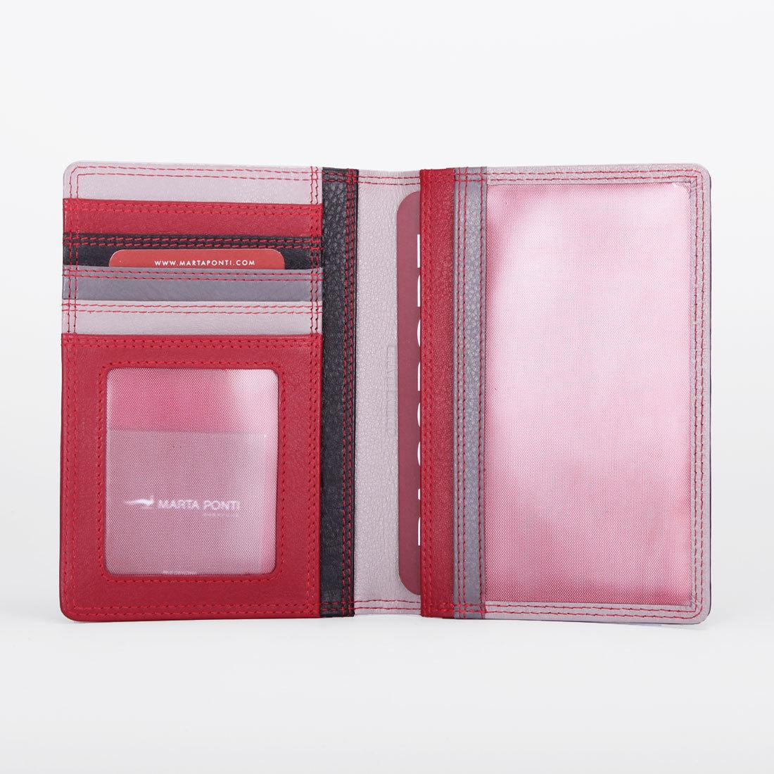 B270047 Hibiscus P - Обложка для паспорта Marta Ponti