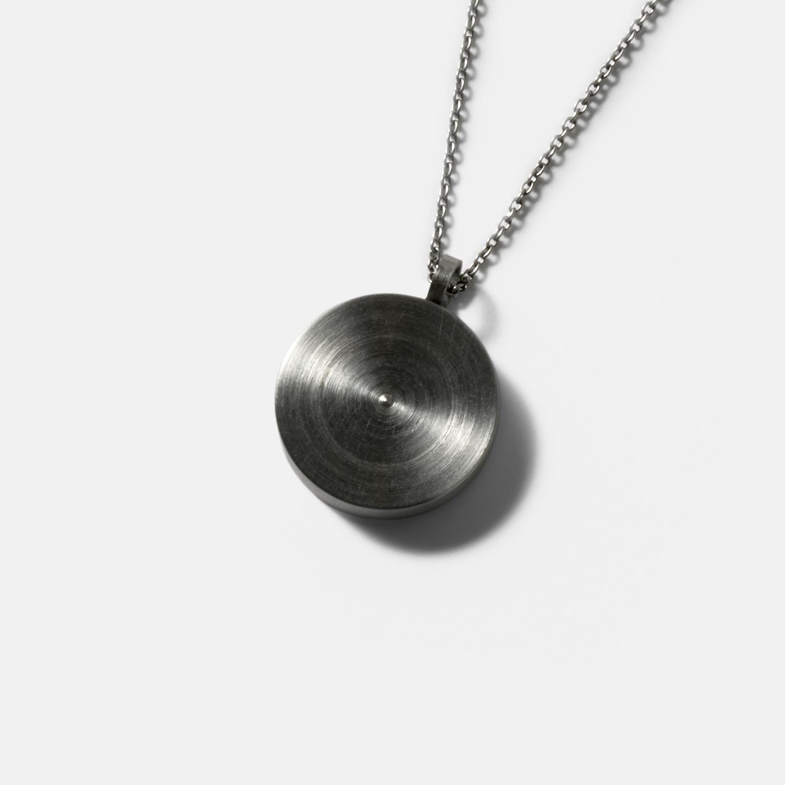 Konzuk Maia Minor — колье с алмазным напылением