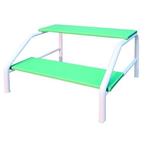 Скамья для ног (приставная лестница) - фото