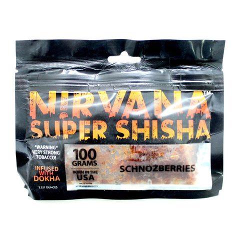 Табак для кальяна Nirvana - Schnozberries 100 гр.