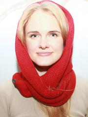 Красный шарфснуд