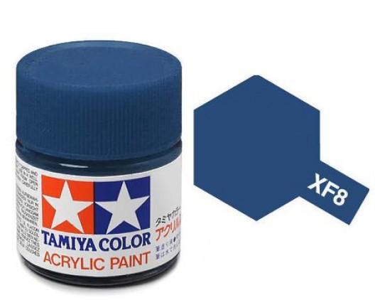 Tamiya Акрил XF-8 Краска Tamiya, Синий Матовый (Flat Blue), акрил 10мл import_files_b9_b9307efb5a8411e4bc9550465d8a474f_95b315725b6211e4b26b002643f9dbb0.jpg