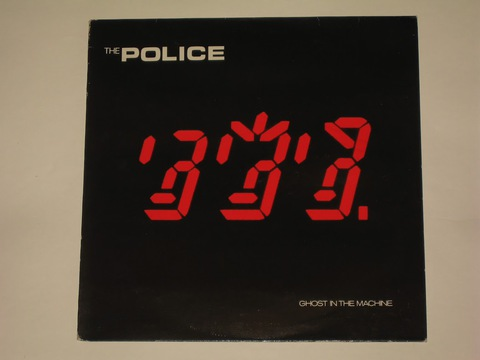 The Police / Ghost In The Machine (LP)