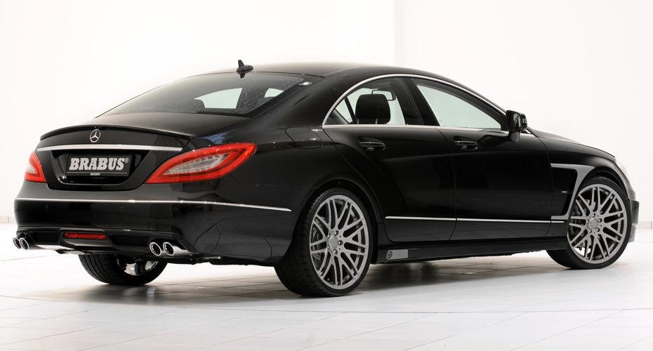 Обвес Brabus для Mercedes CLS C218