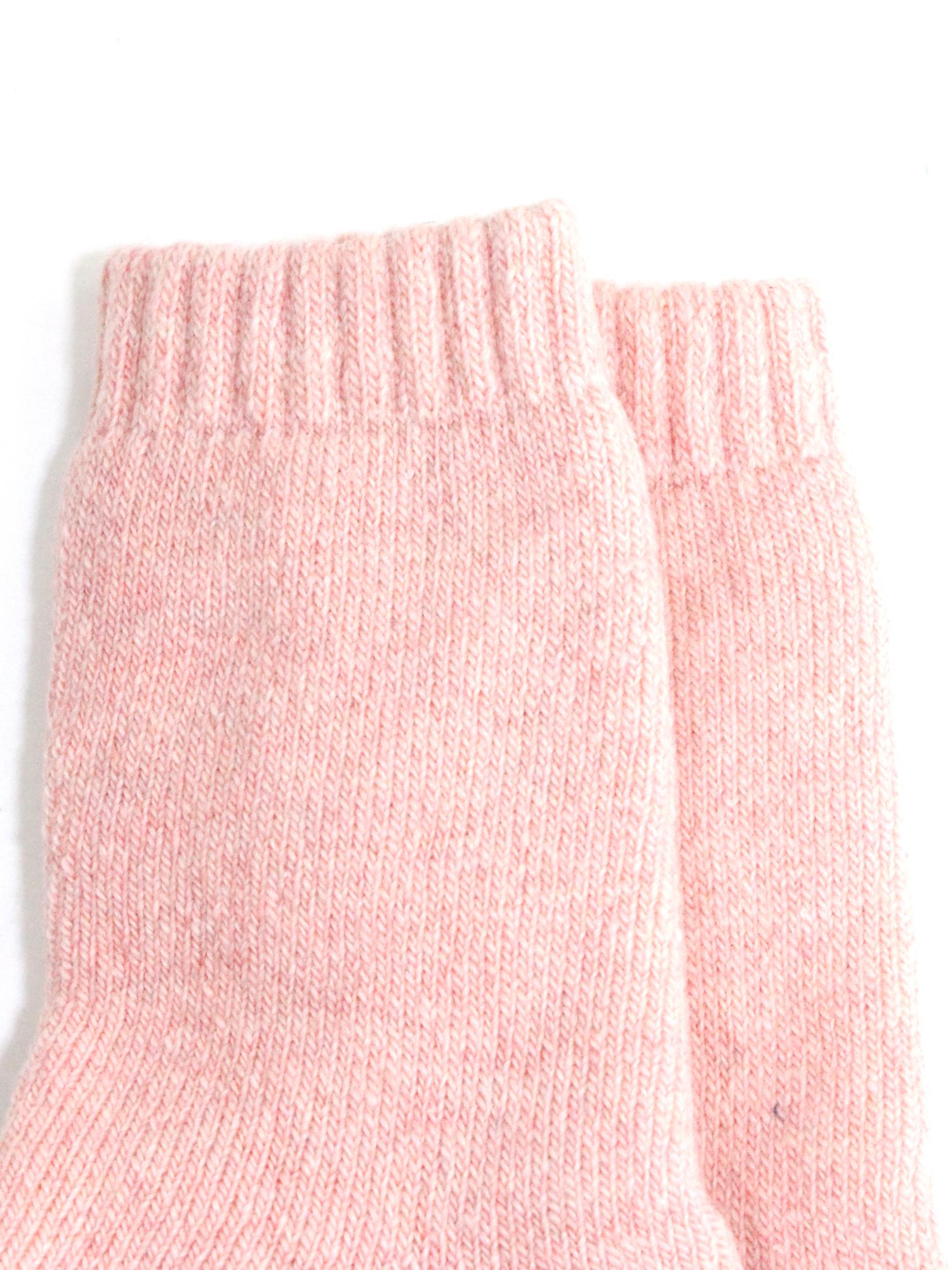 Носки р.35-40 Шерстяные Розовые