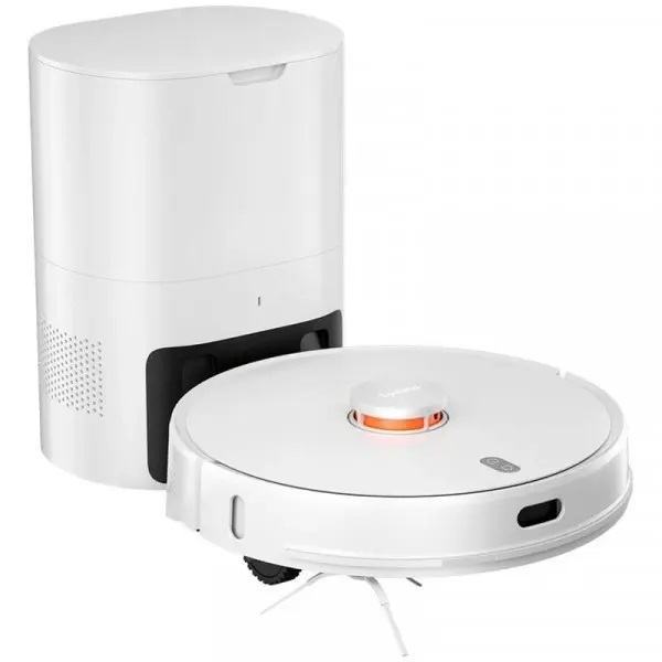Роботы пылесосы Робот пылесос Xiaomi lydsto sweeping and mopping robot R1 White EU robot-pylesos-xiaomi-lydsto-r1-robot-vacuum-cleaner-white-belyj-1-600x600.jpg