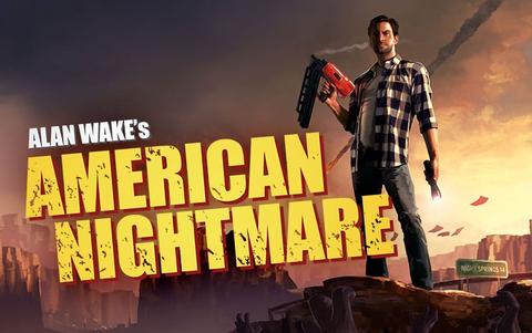 Alan Wakes American Nightmare (для ПК, цифровой ключ)