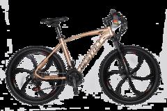 Велосипед Gestalt G-707 литые диски Золотой