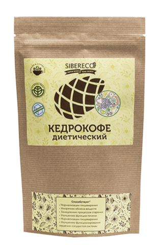 Кедрокофе диетический, 250 гр