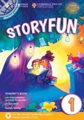 Storyfun for Starters 2nd Edition 1 Student's Book with Online Activities and Home Fun Booklet 1