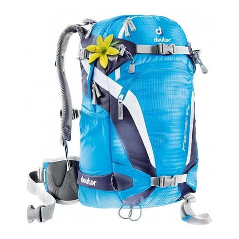 Рюкзаки Deuter Alpine Winter Freerider 24 SL turquoise-blueberry