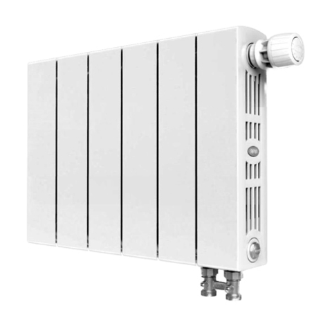 Rifar SUPReMO Ventil 350, 10 секций - радиатор биметаллический