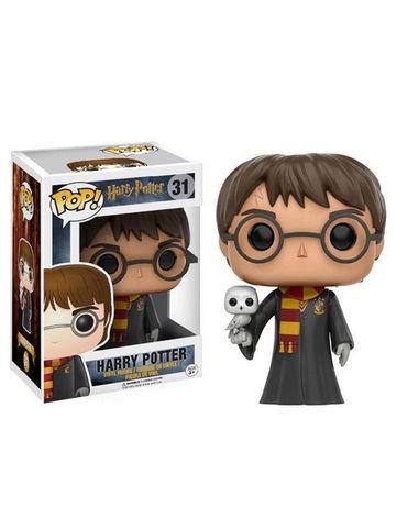 Фигурка Funko POP! Vinyl: Harry Potter: Harry w/ Hedwig (Exc) 11915