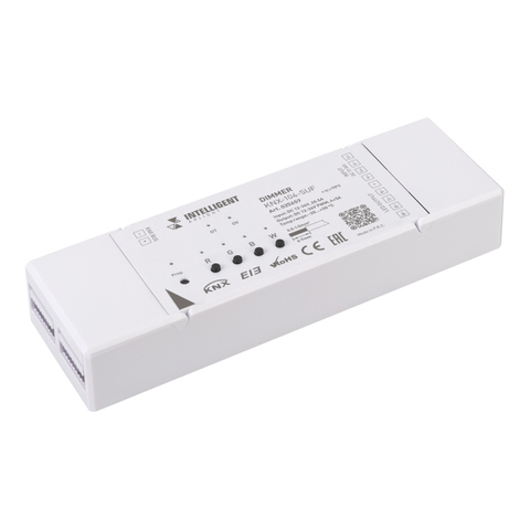 INTELLIGENT ARLIGHT Диммер KNX-104-SUF (12-36V, 4x5A) (IARL, Пластик)