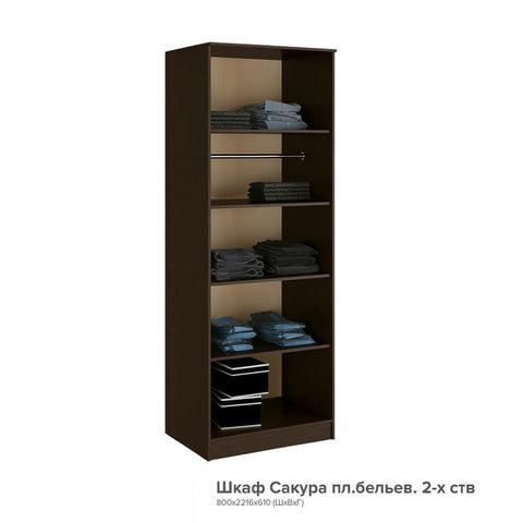 Шкаф 2-х створчатый Сакура-