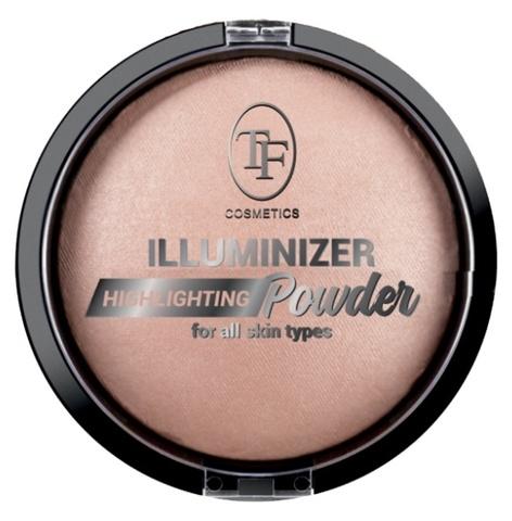 TF Хайлайтер-пудра ILLUMINIZER HIGHLIGHTING тон 602 золотисто-розовый