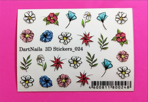 3D Stickers