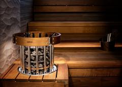 HARVIA Электрическая печь Glow HTRT700400 TRT70 со встроенным пультом
