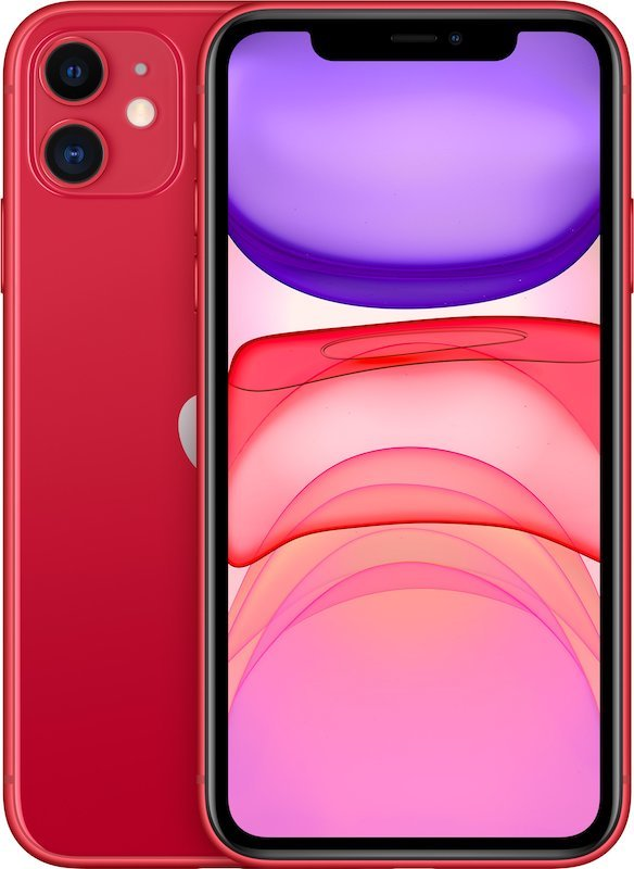 iPhone 11 Apple iPhone 11 256gb (PRODUCT) RED red1.jpg