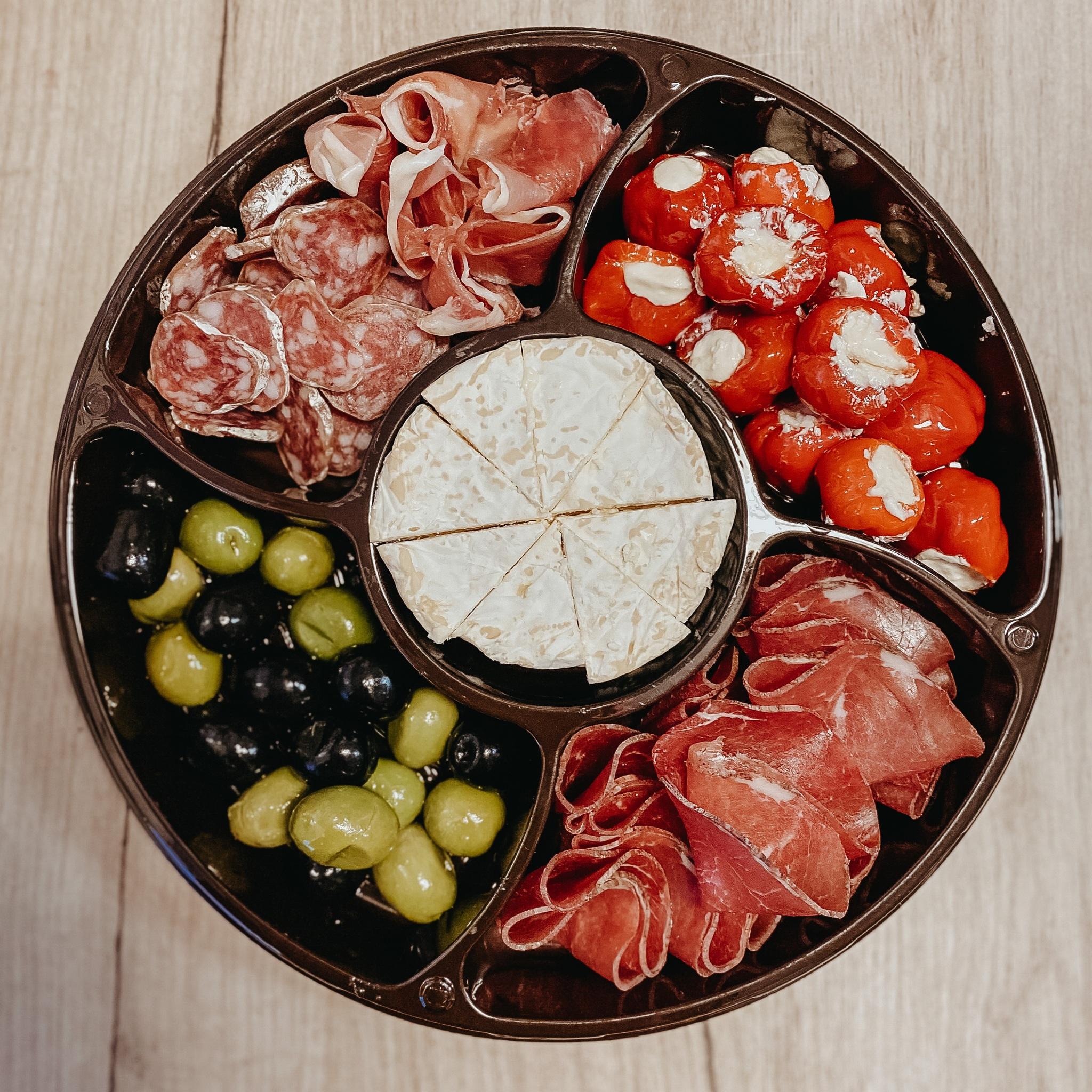 Сырная Тарелка «Валенсия», 680гр