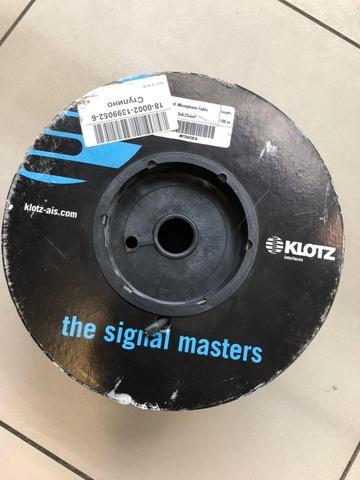 KLOTZ MY206SW - Микрофонный кабель MY206