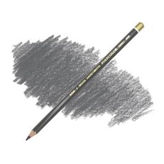 Карандаш художественный цветной POLYCOLOR, цвет 458 серый теплый самый темный