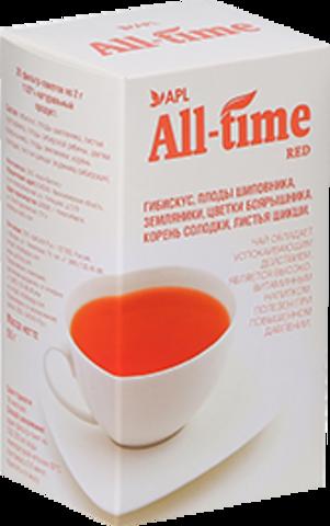 APL. Красный чай All-Time  Red успокаивающий