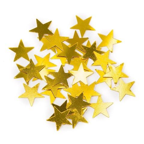 Конфетти Звезды, Золото, 17 гр