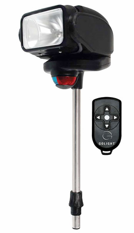 Прожектор стационарный с беспроводным управлением «Gobee»