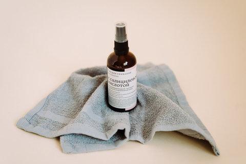 Гель для умывания с салициловой кислотой для жирной кожи, Краснополянская косметика, 150 мл