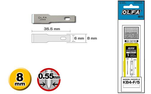 Ножи и коврики Лезвие для ножа AK-4, F/5 import_files_dd_dd61169f6a3111dfa417001fd01e5b16_b6718dc4fde011e3a62950465d8a474e.jpg