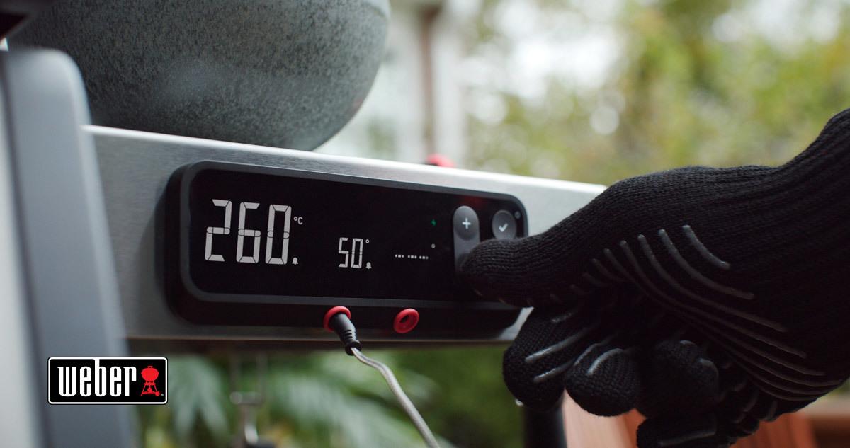 Гриль газовый Spirit EPX-325S Premium GBS, черный