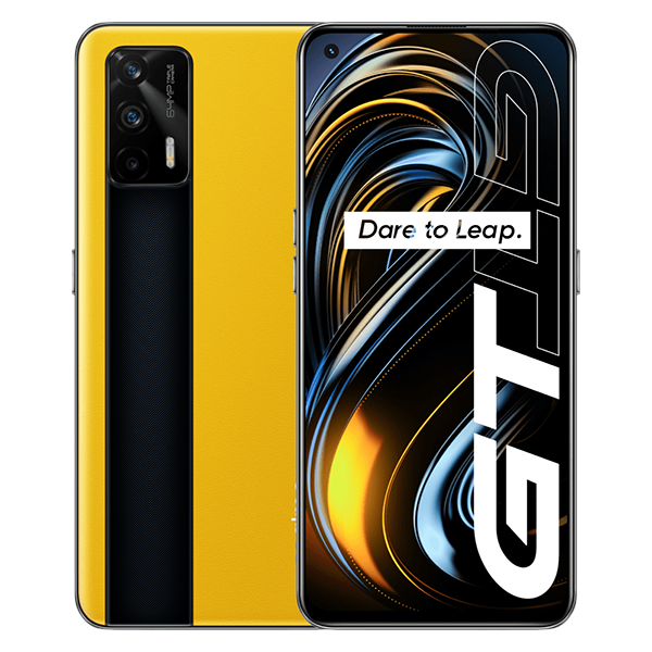 Realme GT 5G Realme GT 5G 8/128GB Yellow (Желтый) yellow1.png