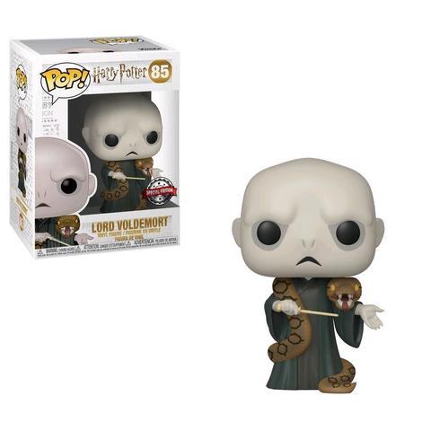 Фигурка Funko POP! Vinyl: Harry Potter S6: Voldemort w/ Nagini (Exc) 40617