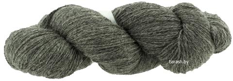 Пряжа Кауни 8/2 Dark Grey (темно-серый)