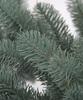 Искусственная елка с литыми веточками Голубая 150 см