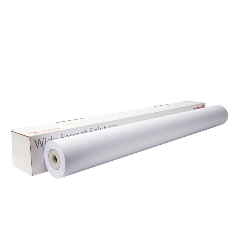 Бумага широкоформатная Xerox InkJet Monochrome (длина 50 м, ширина 914 мм, плотность 80 г/кв.м, белизна 170% CIE, диаметр втулки 50,8 мм)