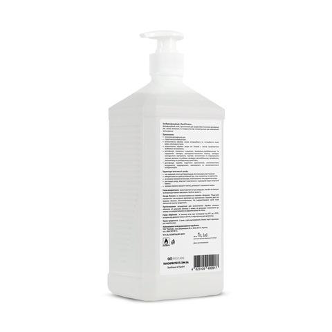 Антисептик гель для дезінфекції рук, тіла і поверхонь Touch Protect 1 l (2)