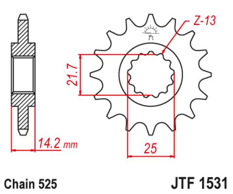 JTF1531