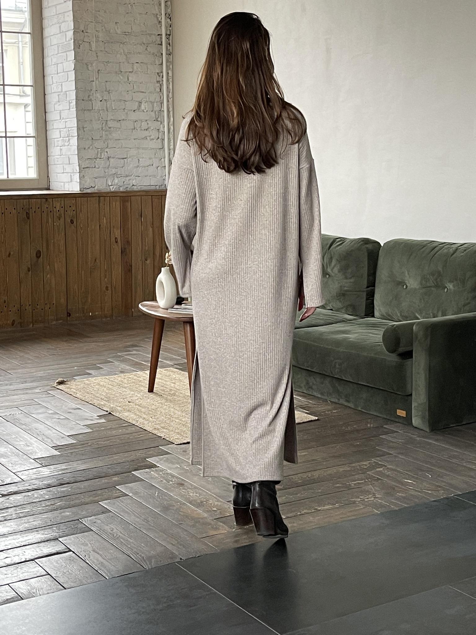 платье зима