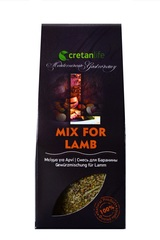 Греческая приправа для баранины CretanLife 50 гр