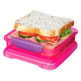 Контейнер для сэндвичей, 450 мл, артикул 31646, производитель - Sistema, фото 5