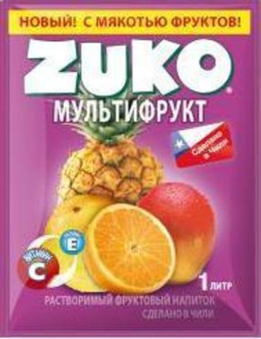 ZUKO 'Мультифрукт', 25г