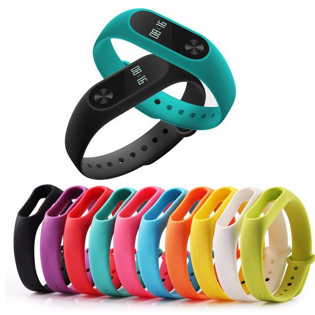 Умные часы/будильники Цветные браслеты для фитнес-трекера Smart Mi Band 3 brasleti-miband2.jpg