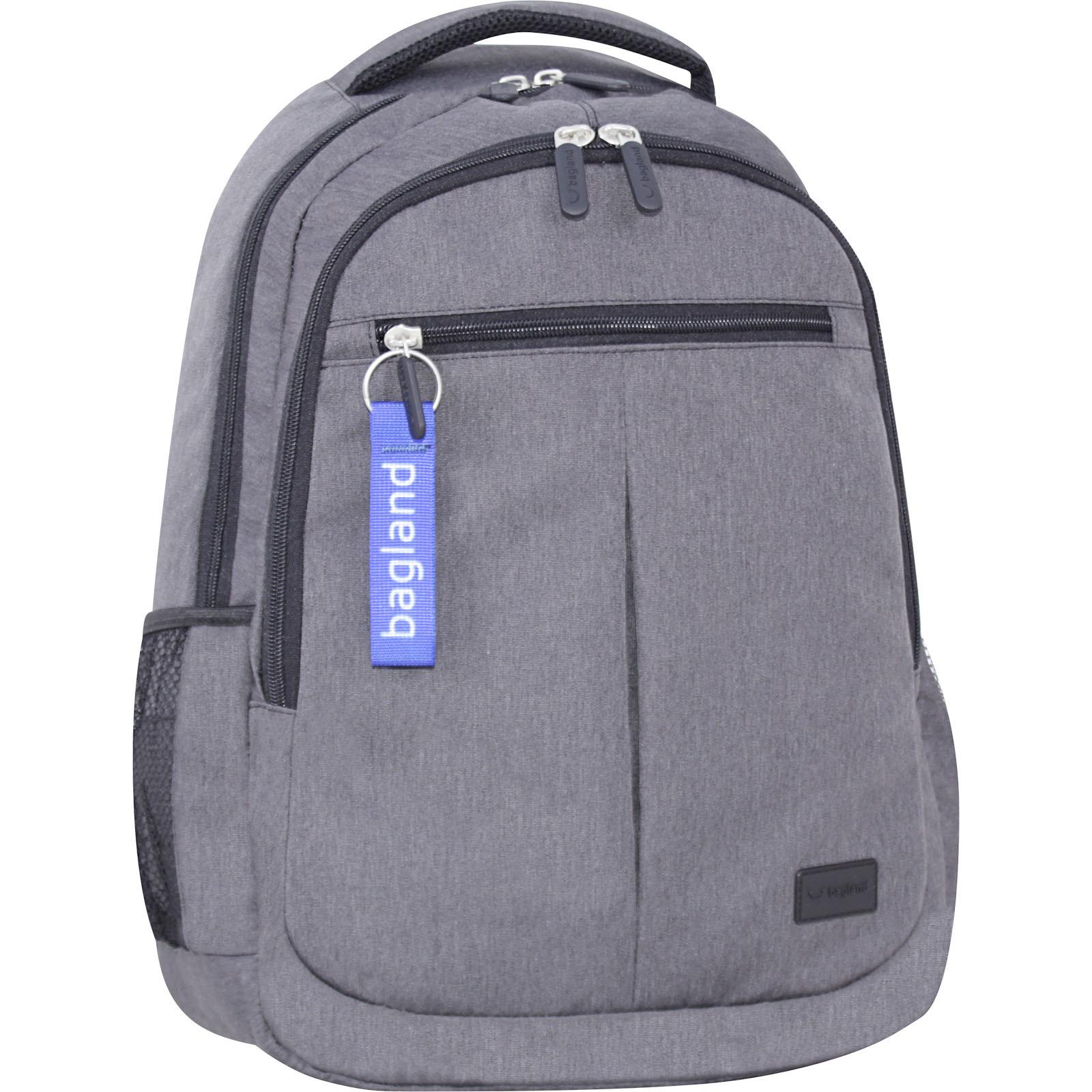 Мужские рюкзаки Рюкзак Bagland Дрезден 32 л. Серый (0051969) IMG_7653-1600.jpg