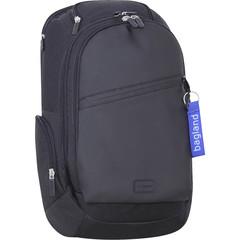 Рюкзак для ноутбука Bagland Tibo 23 л. Чёрный/кожзам (0019066)
