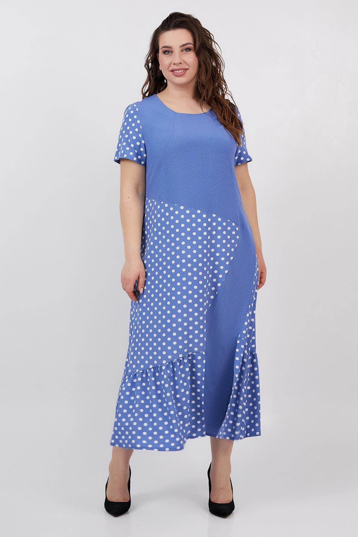 Сукня Магдалина (блакитний)